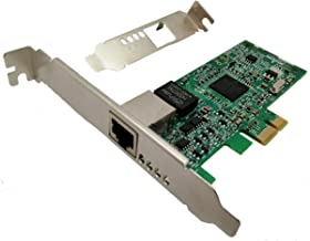 Broadcom Chipset Gigabit PCI Express Ethernet Network Interface Card with Low Profile..