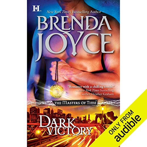 Dark Victory audiobook cover art