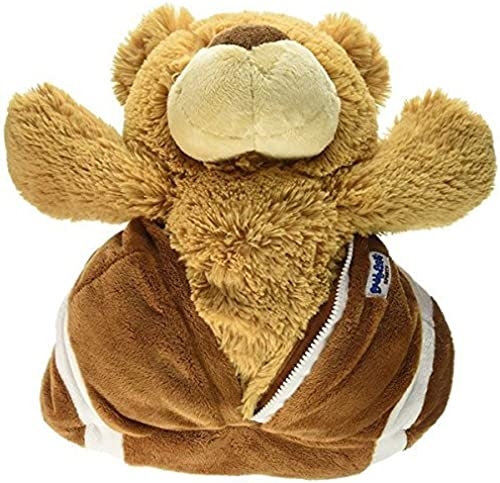 Buddy Balls Sports (Teammates Collection) - Dash Football Buddy Ball Teddy Bear ConGrünible Toy Ball by Buddy Balls