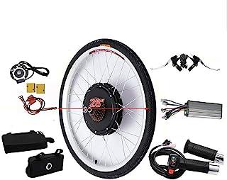 comprar comparacion MINUS ONE 28 Kit de conversión de Bicicleta eléctrica Zoll Elektro-Fahrrad Umbausatz Hinterrad Heckmotor, 48V / 1000W