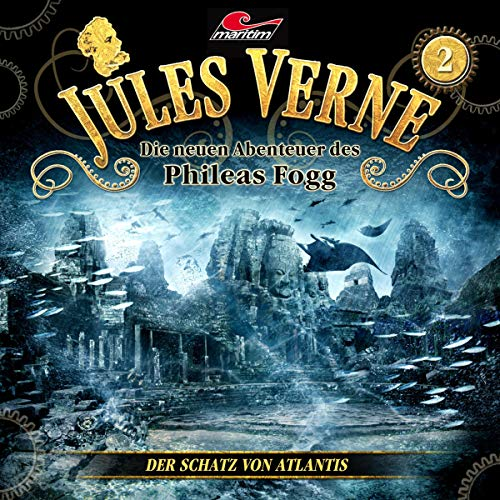 Der Schatz von Atlantis cover art