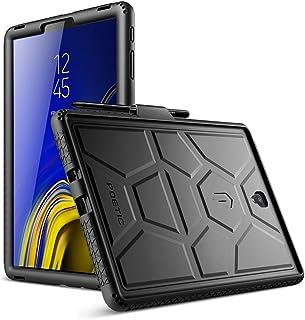 Galaxy Tab S4 10.5 Case, Poetic TurtleSkin Series [Corner/Bumper Protection][