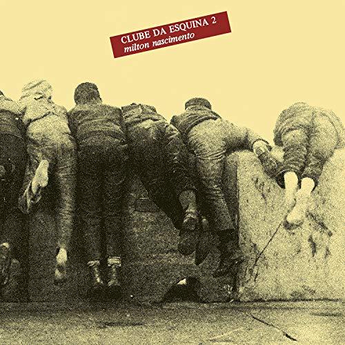 Milton Nascimento, LP Duplo Clube Da Esquina 2- Série Clássicos Em Vinil [Disco de Vinil]