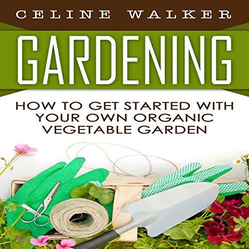 Gardening audiobook cover art
