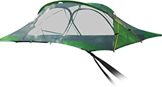 """Camping Hammock 3-4 Person Oversized Portable Tree House Tent for Hiking Outdoor Travel Beach Survival Backyard 86.6""""X86.6..."""