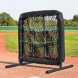 Fortress Baseball & Softball Pitchers Target | 9 Pocket Pitching Net – 3