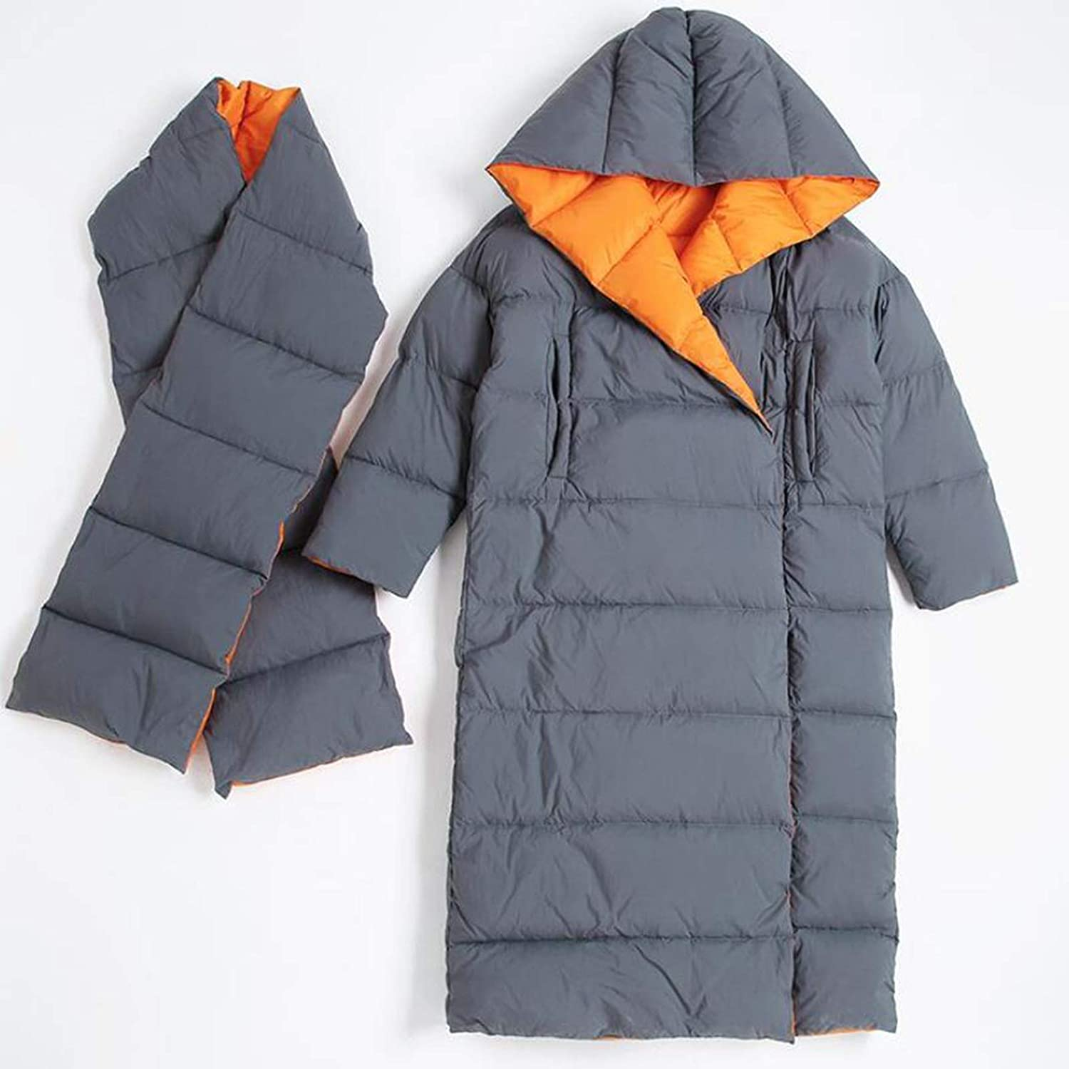 San Francisco Mall FTFDTMY Parka lowest price Winter Down Jacket Thic Mid-Length Women's Fashion