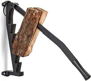 Stikkan® Cast Iron Wall-Mounted Softwood Kindling Maker