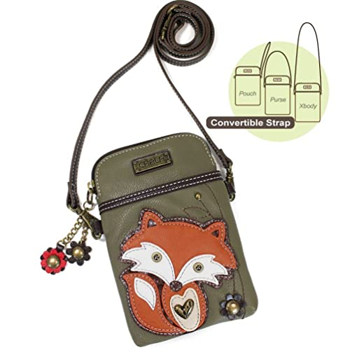 563e1c7359a Fox Purse: Amazon.com