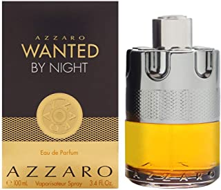 Wanted by Night by Azzaro for Men 3.4 oz Eau De Parfum Spray