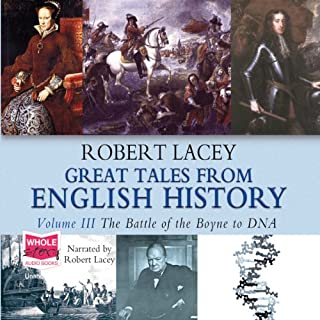Great Tales From English History, Volume III audiobook cover art