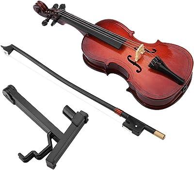 Amazon.com: Mini Violin Model Mini Musical Instrument Model ...