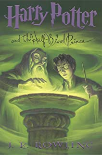 Best Harry Potter and the Half-Blood Prince (Book 6) Review
