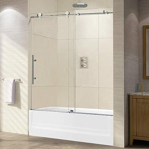 Awesome Shower Glass Door Amazon Com Download Free Architecture Designs Scobabritishbridgeorg