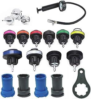 KKmoon Espansori a Tubo Alesatori Aria Condizionata Frigorifero Utensili per Riparazione di Refrigeranti Expander Tube Reamer Flaring Tools Set