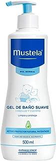 Mustela Jabón Líquido Suave para Piel Normal, 500 ml