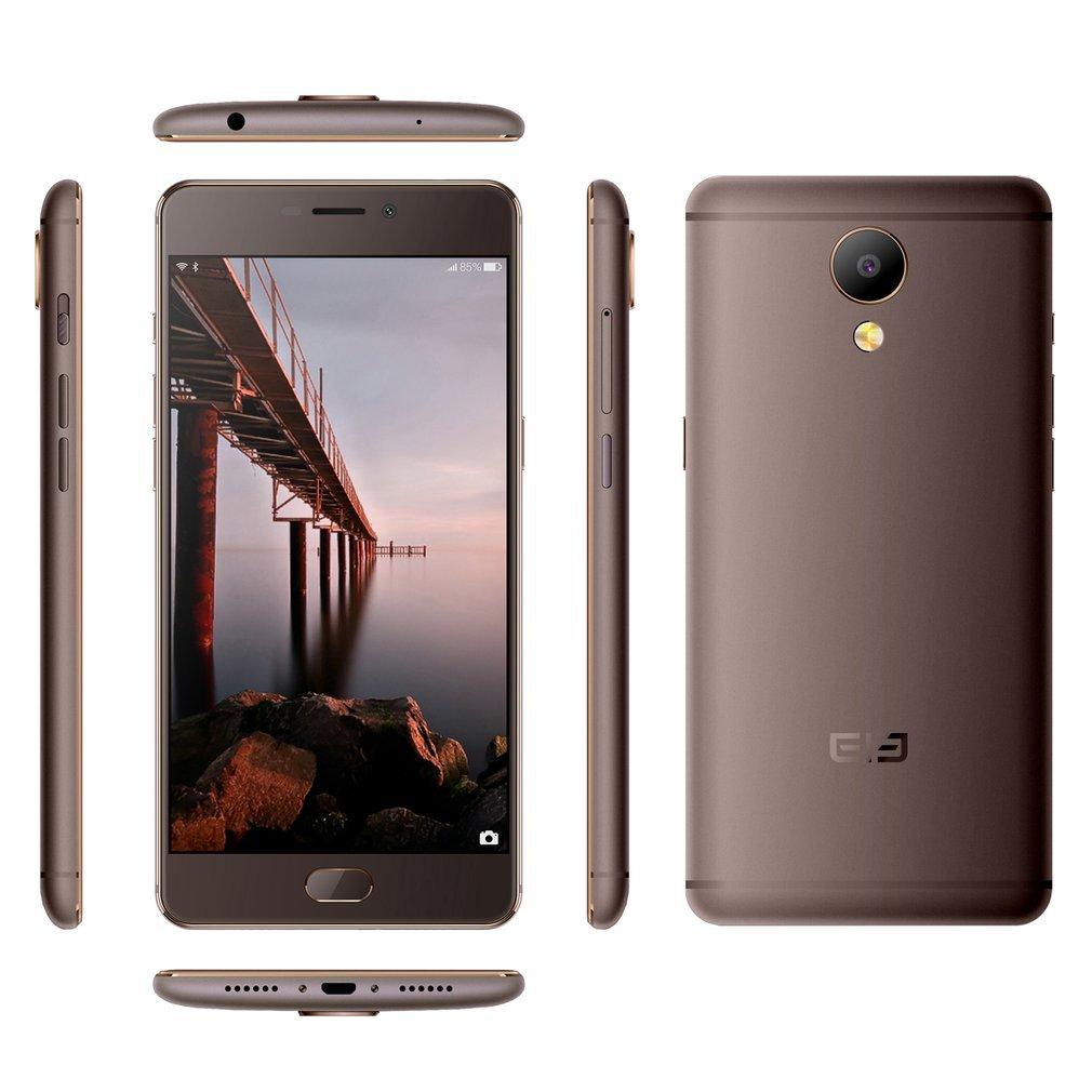 Elepawl-Elephone P8 4G Smartphone FHD 5,5 pulgadas de Android 7,0 ...