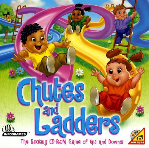 Price comparison product image Chutes and Ladders