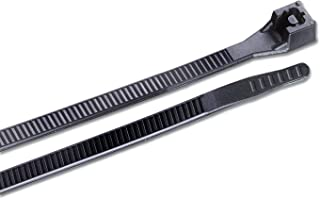 Gardner Bender 46-308UVBFZ GB Xtreme Temperature Cable Tie, 8 inch., Cold & Hot Weather, 50 lbs. Tensile Strength, Wire / ...