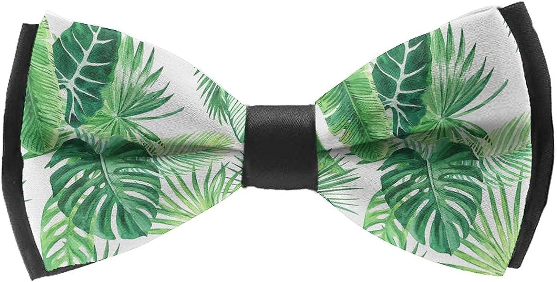 Men'S Pre-Tied Bow Tie Neck Tie Classic Cravat for Wedding Tuxedo