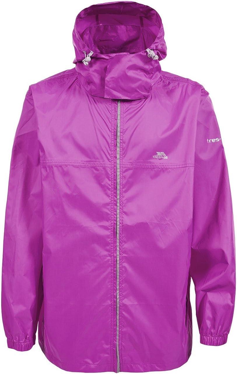 Trespass Childrens/Kids Packup Jacket Waterproof Packaway Jacket