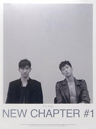 東方神起 8集 New Chapter #1 THE CHANCE OF LOVE(A Ver.)(韓国盤)+ Folded 初回ポスター付き [並行輸入品]