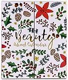 Accentra Beauty - Calendario de adviento para mujeres con 24 maquillaje, cosméticos y accesorios, para una época de Adviento variada y elegante