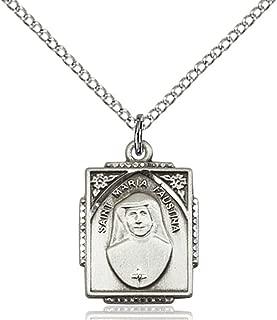 Alphonsus Pendant DiamondJewelryNY Sterling Silver St