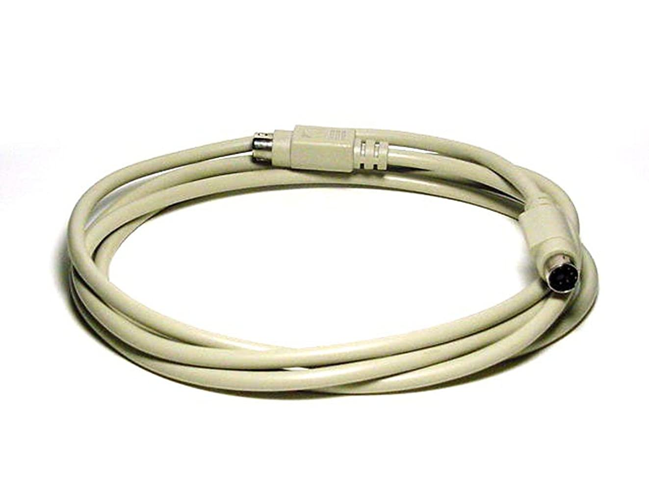 Monoprice 100095 10-Feet PS/2 MDIN-6 Male to Female Cable (100095)