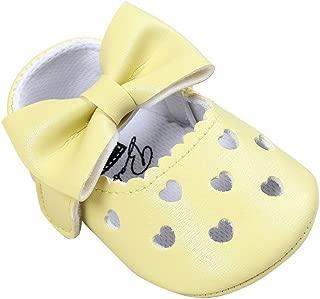kingko B/éb/é fille princesse velours chaussures Bowknot mode Toddler premiers marcheurs Chaussures