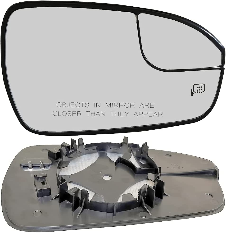 KYYET mart Right Passenger Quality inspection Side Power Glass Comp Heated Convex Mirror
