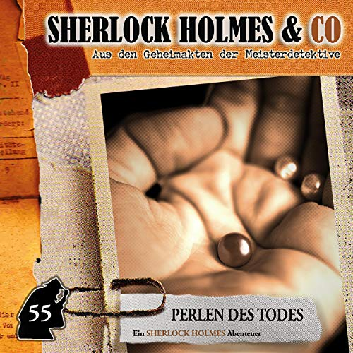 Perlen des Todes  By  cover art