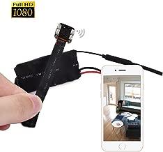 Night Vision Spy Cam WiFi Hidden Nanny Camera Motion Activated Video Recorder HD 1800P Mini DIY Camera Module