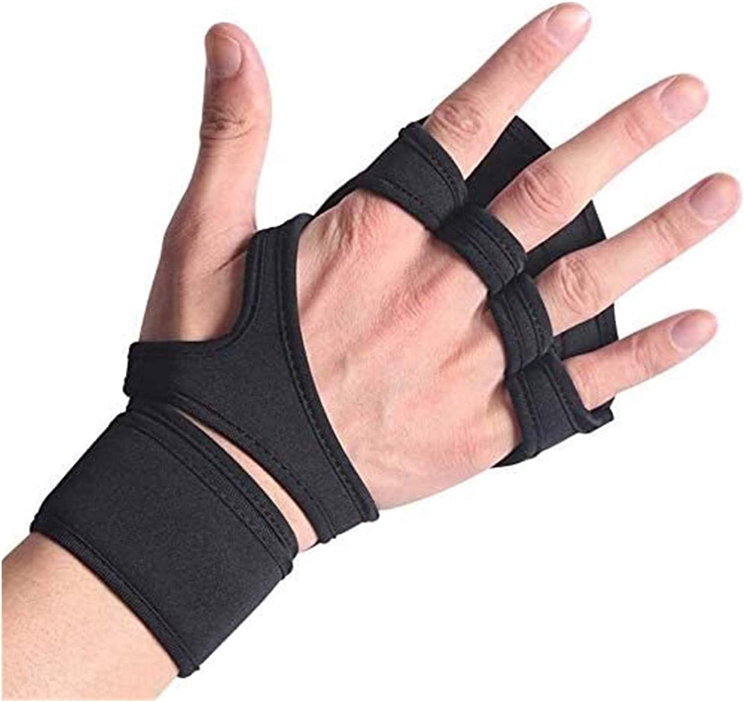 FGUD Breathable Adjustable 70% OFF Outlet Super sale Cross Training Gloves with Wrist Supp