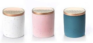 Boîte De Rangement Des Aliments, Mini Boîtes De Sucre À Café De Thé, Lot De 3 Contenants De Rangement Décoratifs, Organisa...