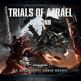 Trials of Azrael cover art