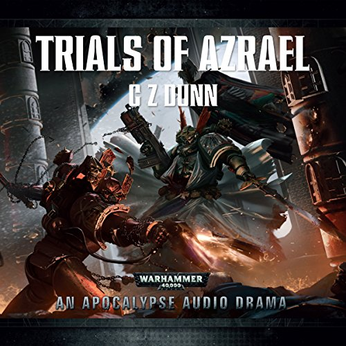 Trials of Azrael audiobook cover art