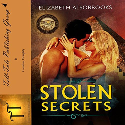 Stolen Secrets audiobook cover art