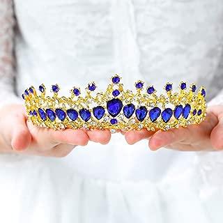 Best gold crown wedding Reviews