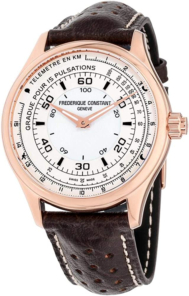 Frederique New popularity Constant White Dial Horological Smartwatch FC-2 Save money Men's