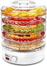 L.TSA Déshydrateur d'aliments Déshydrateur de Fruits Déshydrateur Déshydrateur d'aliments, sécheur de Fruits électrique à ...