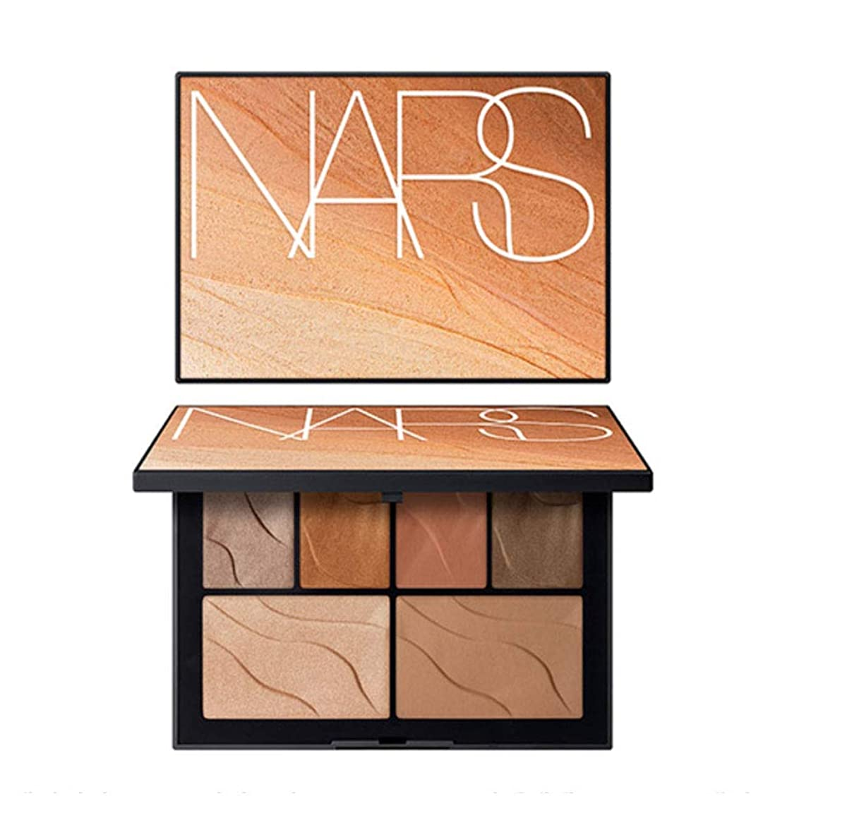 爆風スポーツ知恵NARS(ナーズ)[2019 Summer Color Collection] Face Palette HEAT OF THE NIGHT #summer lights(並行輸入品)