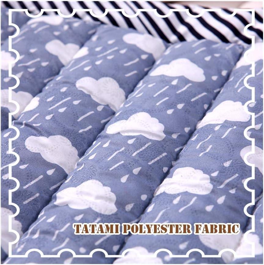 Hzl tapis bébé souple et bien rembourré idéal comme couverture pour bébé tapis d'eveil fond tapis de parc enfant tapis de jeux Taille 145x195cm version plus épaisse,23 5