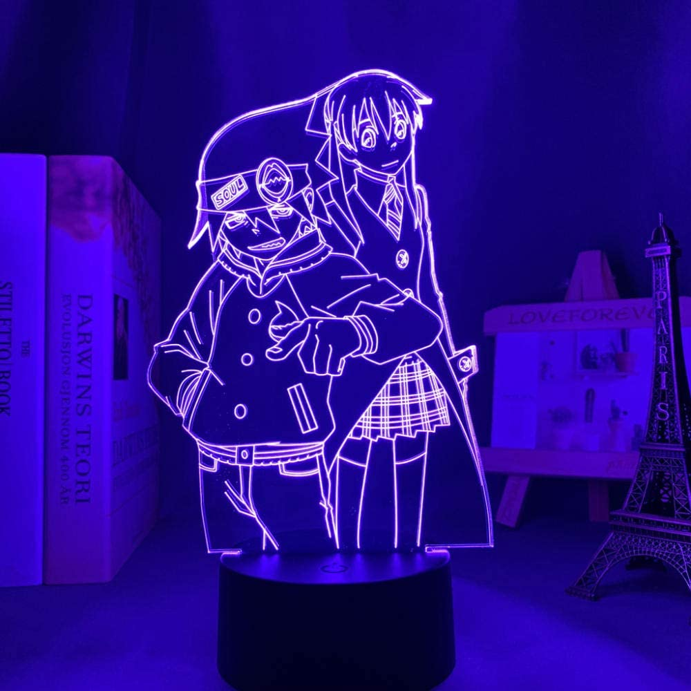 3D Acrylic Atmosphere Light Anime Bedroom sold out Popular standard Decorati Led for
