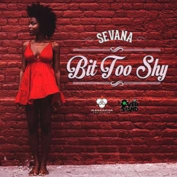 Bit Too Shy -Single
