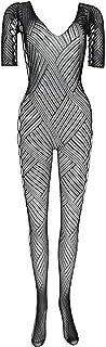 Women Lingerie Bodystockings Sexy Sleepwear Fishnet Stocking