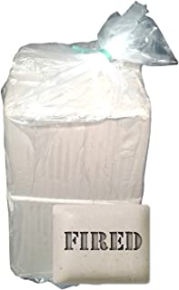 Ceramic Clay - Pottery Clay for Potters (25 lb, Best Mix Plus Cone 10)