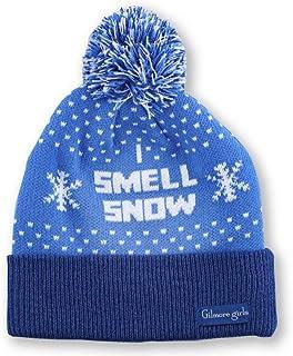Ripple Junction Gilmore Girls Adult Unisex Let It Snow Pom Beanie