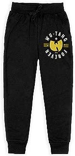 Wu Tang Clan Boys Sweatpants Joggers Sport Training Pants Trousers