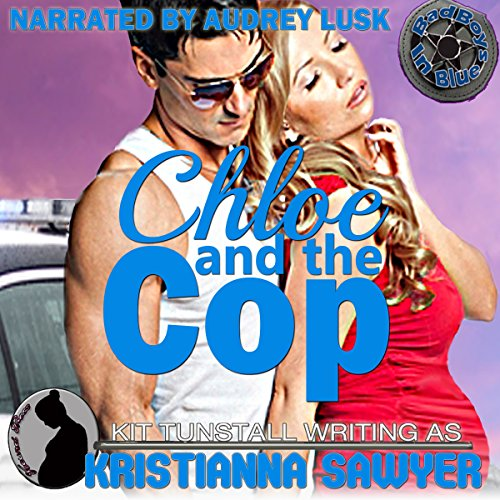 Chloe and the Cop: Fertile Erotic Romance QuikRead audiobook cover art